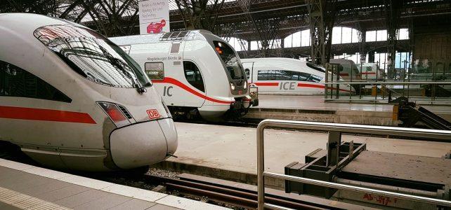 Zum Warnstreik bei der Bahn: Durchhalten – gibt noch weitere Streikideen, z.B. Aussetzung der Fahrkartenkontrolle