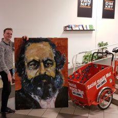 Karl Marx wieder zu Hause bei der LINKEN!