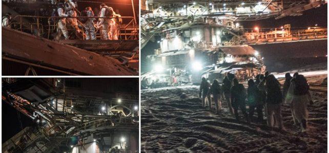 Böhme unterstützt Klimaproteste: Keine Dörfer mehr abbaggern!
