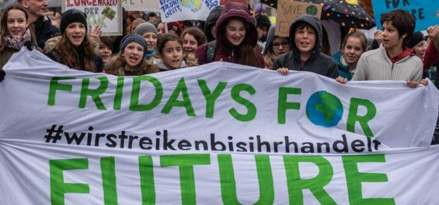 """""""Fridays for Future"""" in Sachsen besonders wichtig – klare Kante gegen Uneinsichtigkeit der Regierungspolitik"""