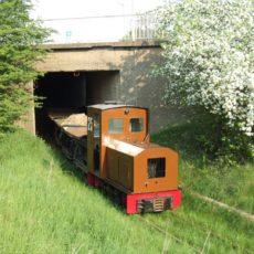 Mit den LINKEN in die Ferien: Am 08. Juli kostenlose Fahrt mit der Museumsfeldbahn Leipzig-Lindenau